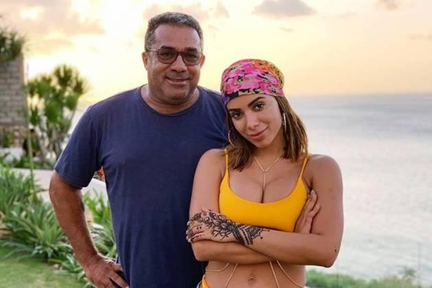 Mauro Machado, pai de Anitta - Instagram/Reprodução