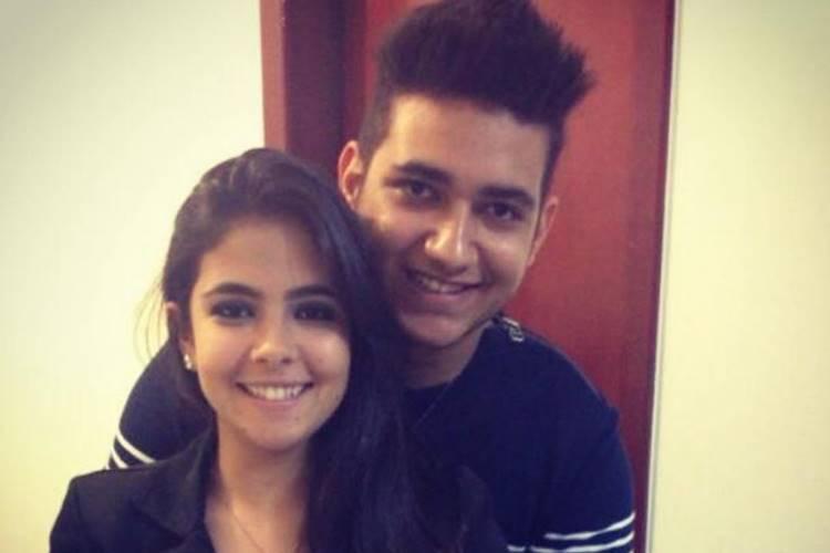 """Namorada do sertanejo Juliano compartilha fotos do parto: """"Seja bem vinda minha filha"""""""