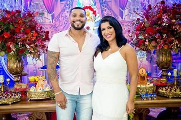 Naldo Benny Elen Cardoso Moranguinho Instagram