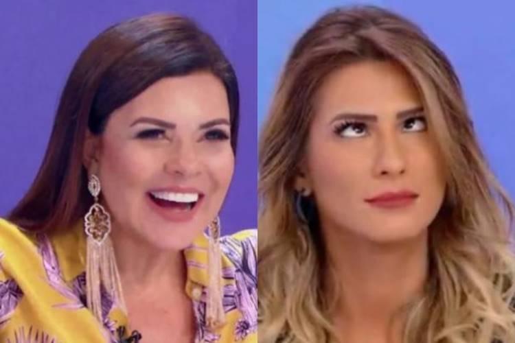 """Lívia Andrade dispara sobre raiva de Mara Maravilha: """"Não gosto e pronto"""""""