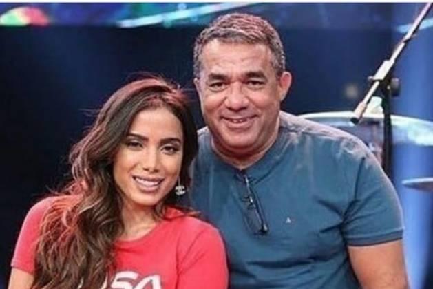 Painitto Mauro Machado e Anitta Instagram