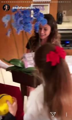 Paula fernandes aniversario - 3 Instagram