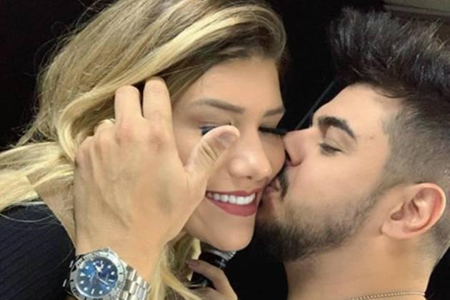 Paula Vaccari e Cristiano- Instagram