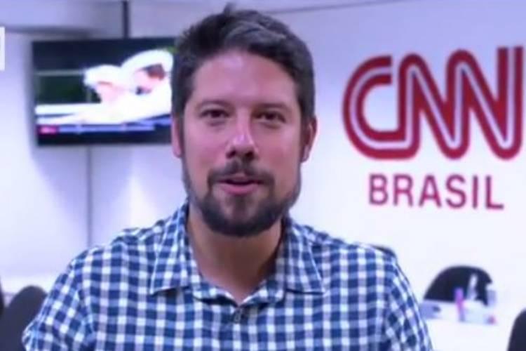 'Maior responsabilidade até hoje', diz Phelipe Siani sobre trabalhar na CNN Brasil