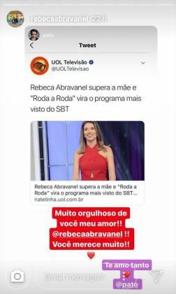 Rebeca Abravanél - instagram