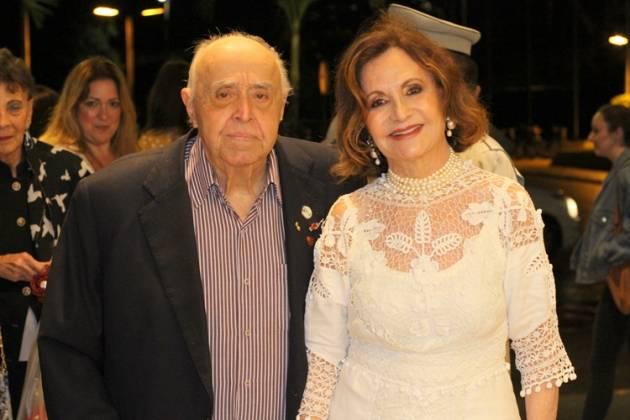 Rosamaria Murtinho e Mauro Mendonça fotógrafo Daniel Delmiro Agnews