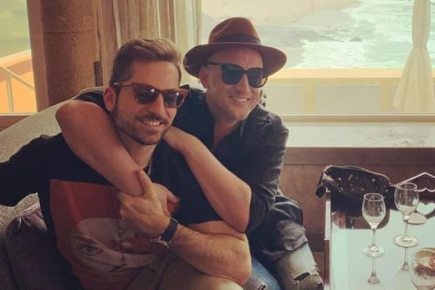 Thales Bretas e Paulo Gustavo - Reprodução/Instagram