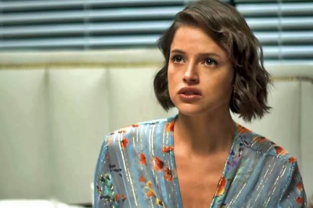 A Dona do Pedaço - Josiane em choque (Reprodução/TV Globo)