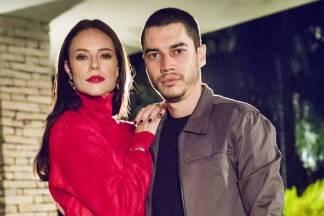 A Dona do Pedaço - Vivi e Camilo ( Globo/João Miguel Júnior)