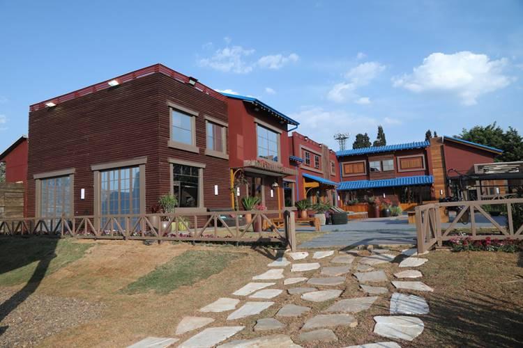 A Fazenda 11 - Casa (Edu Moraes/ Antonio Chahestian/Record TV)