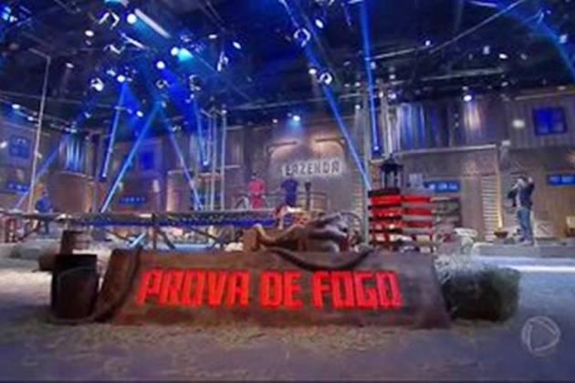 A Fazenda 11 - Prova de Fogo (Reprodução/Record TV)