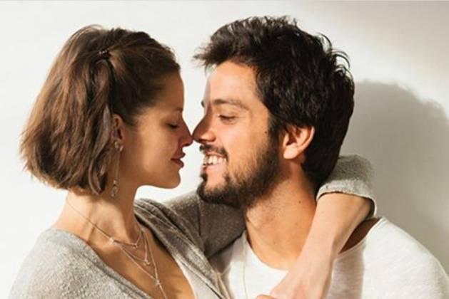 Agatha Moreira e namorado Rodrigo Simas- Instagram