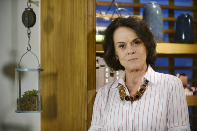 As Aventuras de Poliana - Clarisse Abujamra interpreta Glória (Zé Paulo Cardeal / SBT)