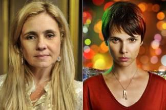 Avenida Brasil - Carminha e Nina (Globo/Alex Carvalho/TV Globo)