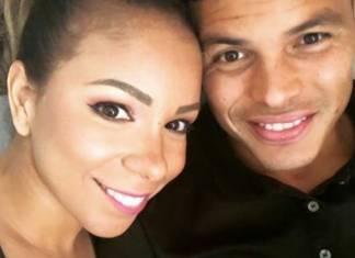 Belle Silva e Thiago Silva - Instagram