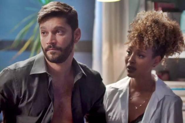 Bom Sucesso - Diogo e Gisele (Reprodução/TV Globo)