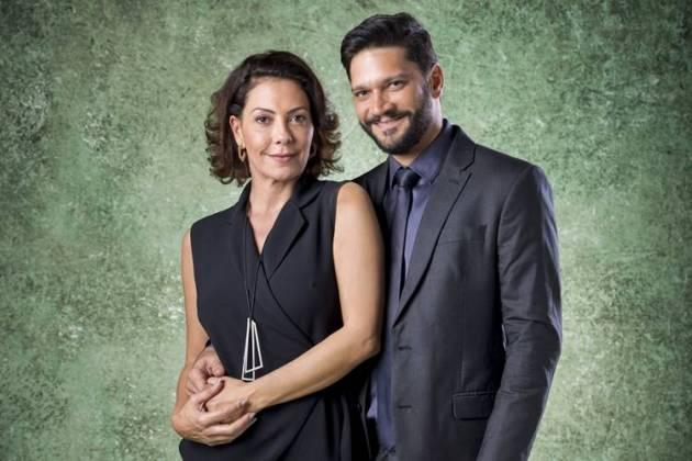 Bom Sucesso - Diogo e Nana ( Globo/João Cotta)