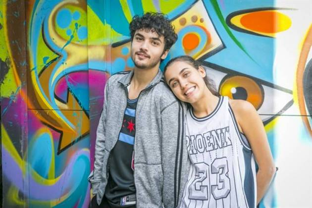 Bom Sucesso - Vicente e Gabriela (Globo/Paulo Belote)