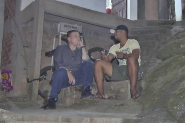 a rotina de permanente violência do Rio de Janeiro (Divulgação/SBT)