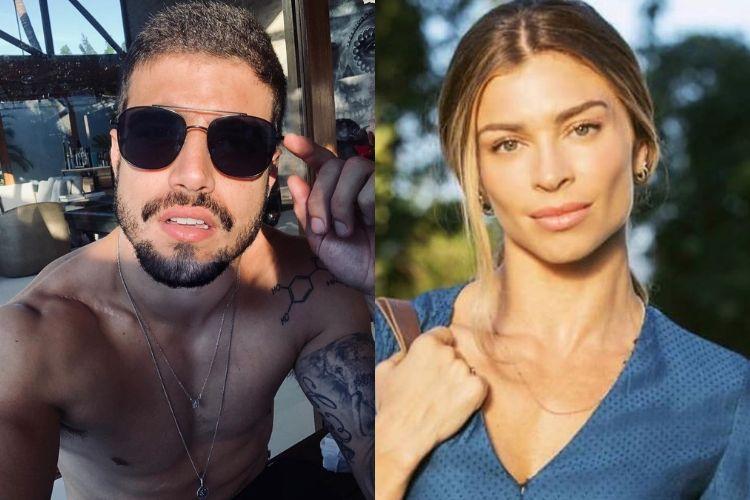 Veja o possivel rumo do relacionamento de Caio Castro e Grazi após ficada