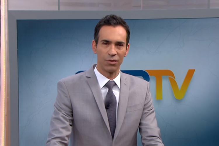 TV Globo se pronuncia sobre a suposta ida de César Tralli para a CNN Brasil