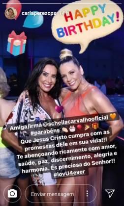 Carla Perez- Instagram
