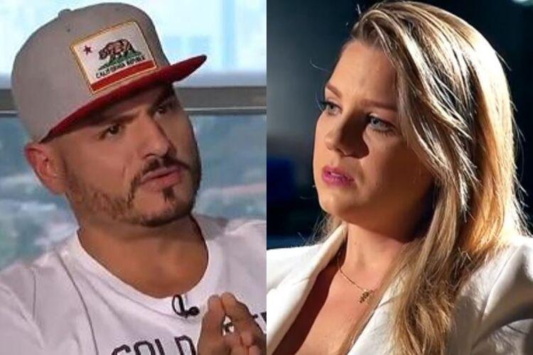 Aline Hauck celebra decisão da Justiça sobre o ex, Carlinhos Mendigo