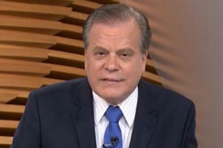 Chico Pinheiro pode deixar a TV Globo