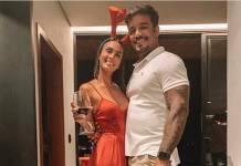 Clara Maia e André Coelho- Instagram