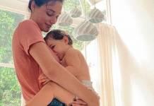 Débora Nascimento - filha Bella Instagram