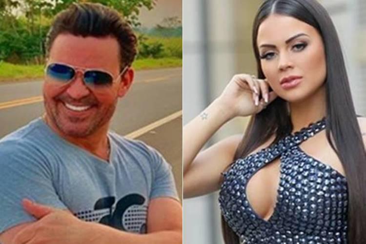 Mãe de ex noiva de Eduardo Costa tem medo que cantor faça mal a filha