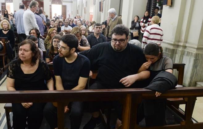 familia leal-2filhos rodrigo e vitor e viuva- Francisco Cepeda/AgNews