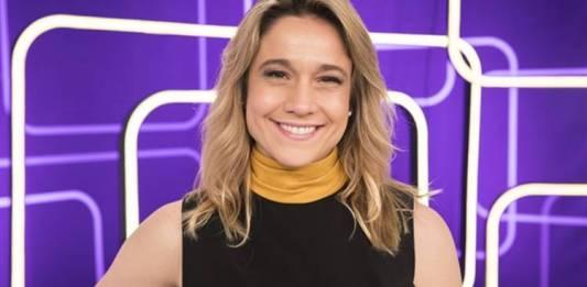 Fernanda Gentil (Globo/Victor Pollak)