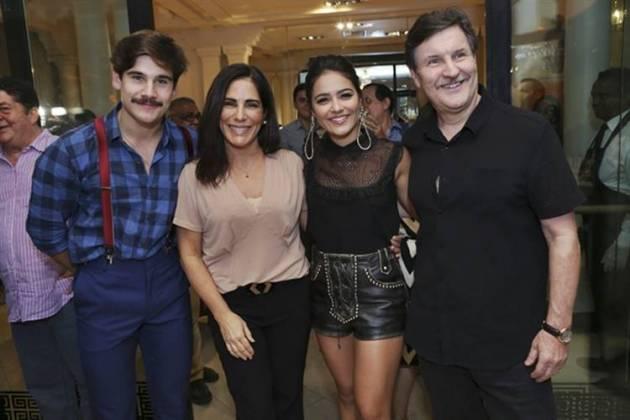 Festa de Lançamento de Éramos Seis (Globo / Reginaldo Teixeira)