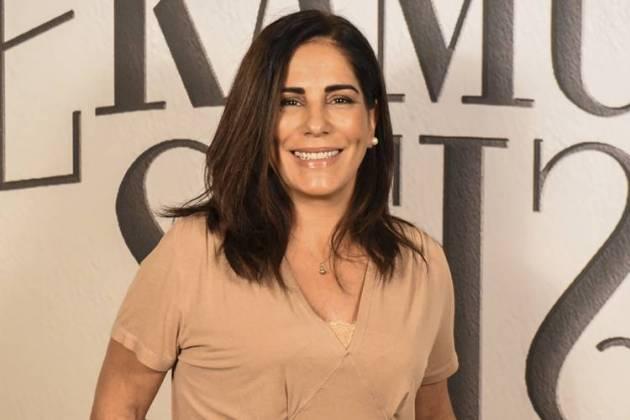 Gloria Pires (Globo / Cesar Alves)