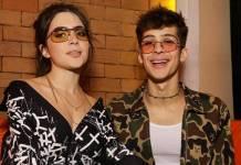 Jade Picon e João Guilherme/Instagram