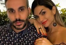 Kelly Key - marido Mico Freitas- Instagram