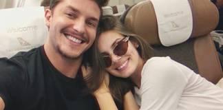 Klebber Toledo e Camila Queiroz- Instagram