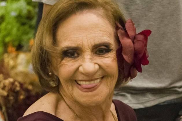 Laura Cardoso (Globo/César Alves)