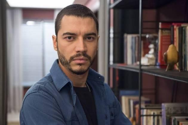 Lee Taylor (Globo/Estevam Avellar)