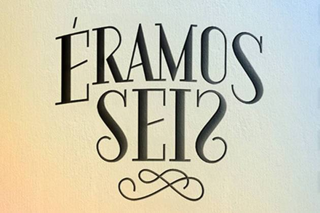 Logo - Éramos Seis/TV Globo