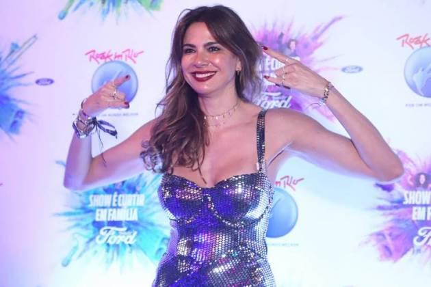 Luciana Gimenez (Daniel Pinheiro/AgNews)