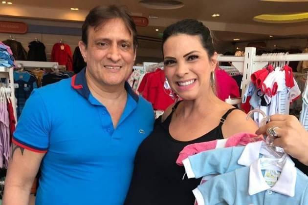 Marcelo de Nóbrega e Lytha Gomes - Reprodução: Instagram