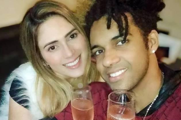Nadja e Vinicius/Instagram