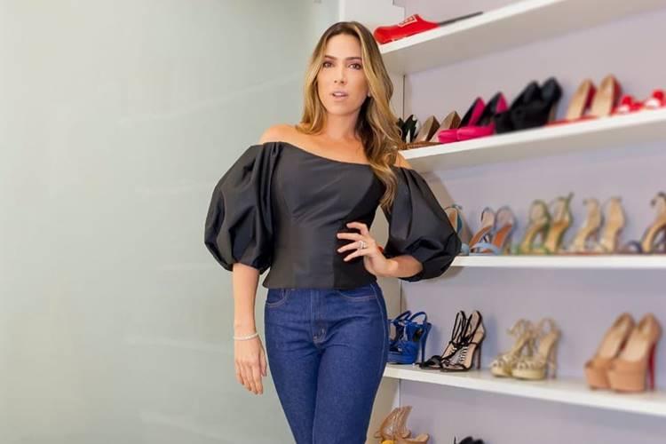 Patricia Abravanel se pronuncia após polêmica com Lívia Andrade no 'Jogo dos Pontinhos'