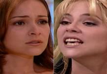 Por Amor - Maria Eduarda e Laura (Reprodução/TV Globo)