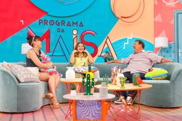 Programa da Maisa (Beatriz Nadler/SBT)