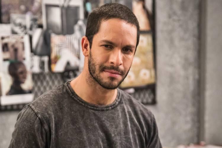 Rainer Cadete (Globo/João Miguel Júnior)
