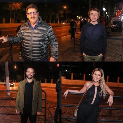 Ratinho, Mateus Ueta, Duda Nagle, Lívia Andrade, Fotógrafo Thiago Duram Agnews