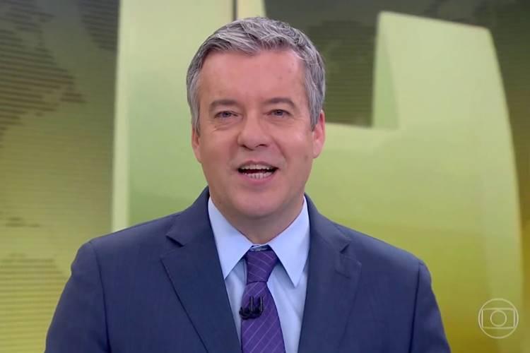 Novo apresentador do 'Hora 1', Roberto Kovalick movimenta bastidores da Globo